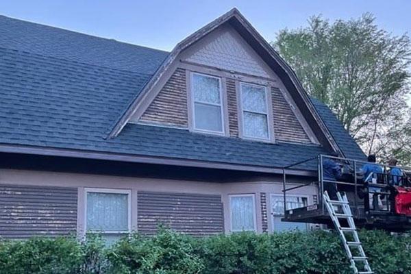 Asphalt Shingle Roof Repair